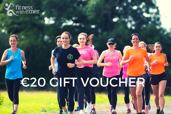 Fitness with Emer Gift Voucher €20