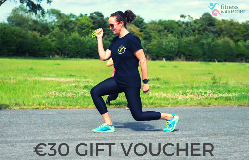 Fitness with Emer Gift Voucher €30