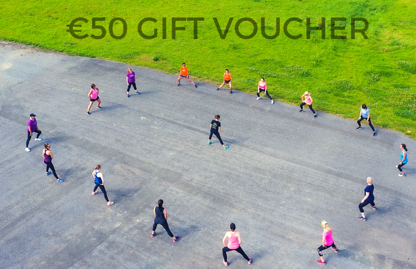 Fitness with Emer Gift Voucher €50